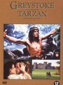 Greystoke - la légende de tarzan - edition belge