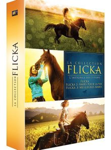 La collection flicka - l'intégrale des 3 films - pack