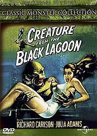 La creature du lac noir - creature from the black lagoon