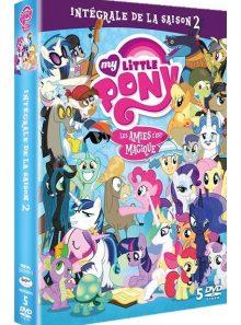 My little pony : les amies c'est magique ! - intégrale de la saison 2