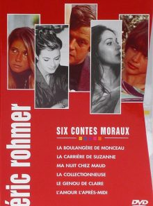 Eric rohmer - six contes moraux - pack