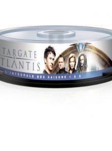 Stargate atlantis - intégrale des saisons 1 à 5 - coffret spindle