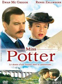 Miss potter - édition simple