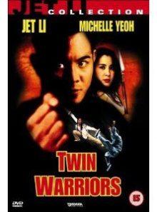 Twin warriors - jet li