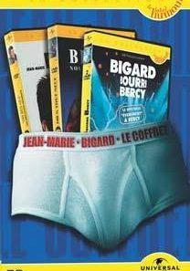 Jean-marie bigard - coffret : oh ben oui ! + 100% tout neuf + bourre bercy - pack