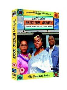 No.1 ladies' detective agency - series 1 [import anglais] (import) (coffret de 2 dvd)
