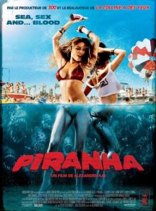 Piranha 3d (version 2d)
