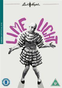 Limelight - charlie chaplin dvd