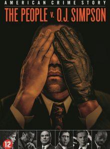 American crime story - saison 1 - l'affaire o.j. simpson - dvd