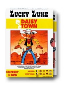 Lucky luke - coffret 3 dvd - daisy town, ballade des dalton, dalton en cavale