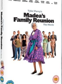 Tyler perry's madea's family reunion [dvd]