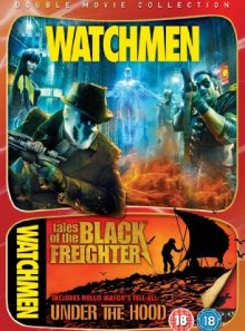 Watchmen/tales of the black freighter