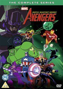 The avengers - earth's mightiest heroes: the complete series