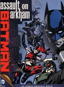 Batman : assaut sur arkham