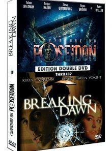 L'aventure du poséidon + breaking dawn - pack