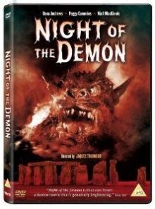 Night of the demon (et curse of the demon)