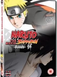 Naruto - shippuden: the movie 2 - bonds