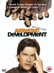 Arrested development - les nouveaux pauvres - saison 1 - edition belge