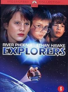 Explorers - edition belge
