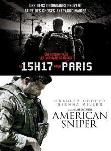 Pack le 15h17 pour paris - american sniper