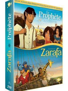 Le prophète + zarafa - pack