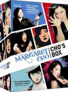 Margaret cho box set (5 discs) [dvd]