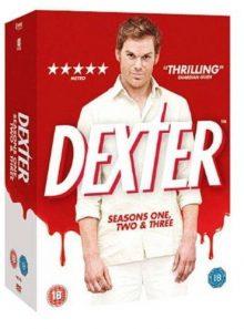 Dexter intégrale - saison 1-2-3