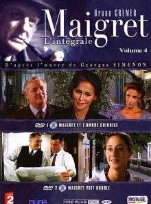 Maigret - la collection - vol. 4