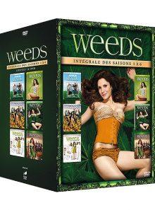 Weeds - coffret intégrale des saisons 1 à 6
