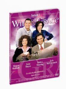 Will & grace - saison 1 - episodes 1 a 6