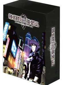 Ghost in the shell - stand alone complex : vol. 4 - édition limitée