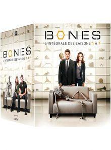 Bones - intégrale des saisons 1 à 7 - édition limitée