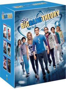 The big bang theory - saisons 1 à 6