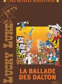 Lucky luke - la ballade des dalton - édition remasterisée