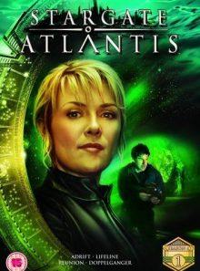 Stargate atlantis - series 4 vol.1