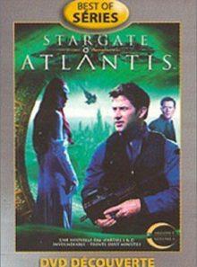 Stargate atlantis - dvd découverte - echantillon série tv