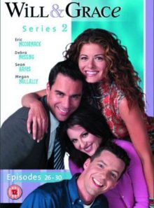 Will and grace - saison 2 - episodes 21-24