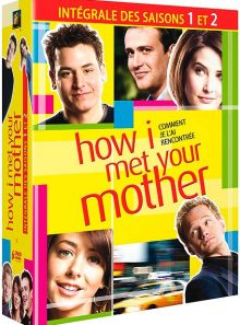 How i met your mother - intégrale des saisons 1 et 2 - pack