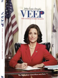 Veep: the complete first season