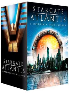Stargate atlantis - intégrale des saisons 1 à 5 - pack