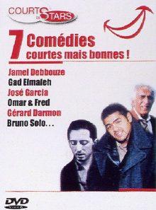 7 comédies courtes mais bonnes !