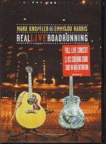 Mark knopfler & emmylou harris : real live roadrunning