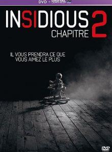 Insidious : chapitre 2 - dvd + copie digitale