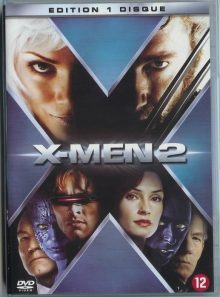 X-men 2 - édition simple - edition belge