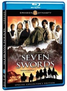 Seven swords [blu ray]