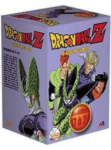 Dragon ball z - coffret 3 : volumes 17 à 24 - pack