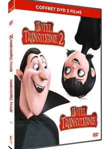 Hôtel transylvanie 1 et 2 - dvd + copie digitale