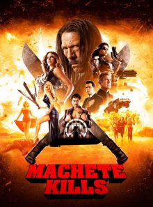 Machete kills: vod sd - location