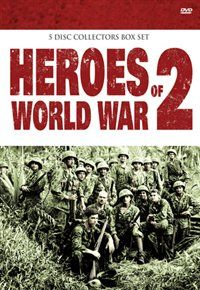Heroes of wwii [dvd] [2014]