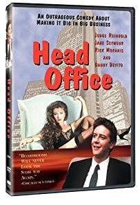 Head office (on demand dvd-r)